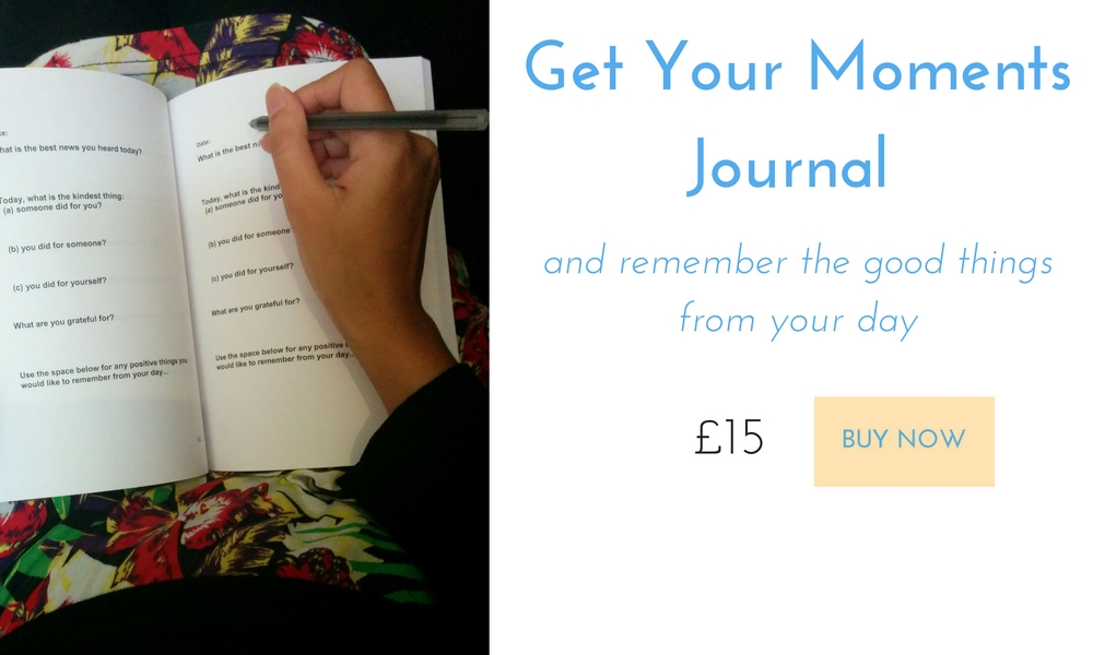 Get Your Copy of The Moments Journal