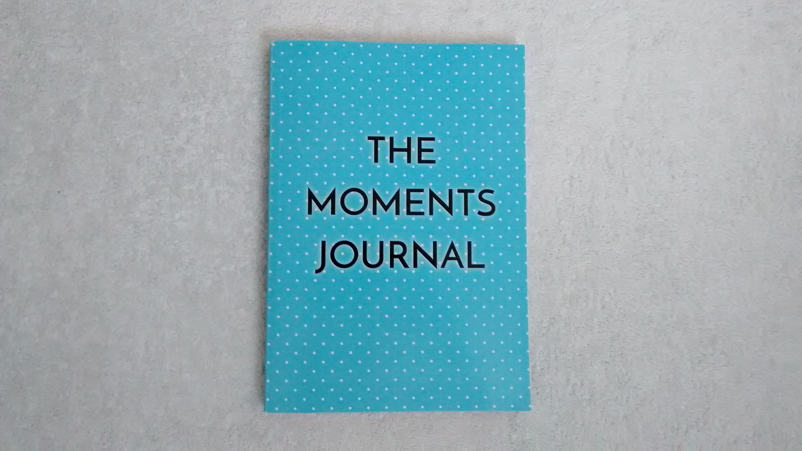 The Moments Journal. by Good News Shared