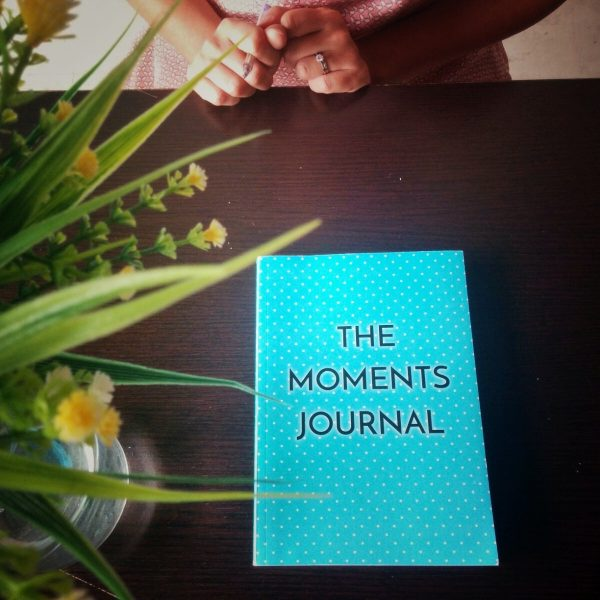 Feel more optimistic by focusing on the good things from your day with The Moments Journal