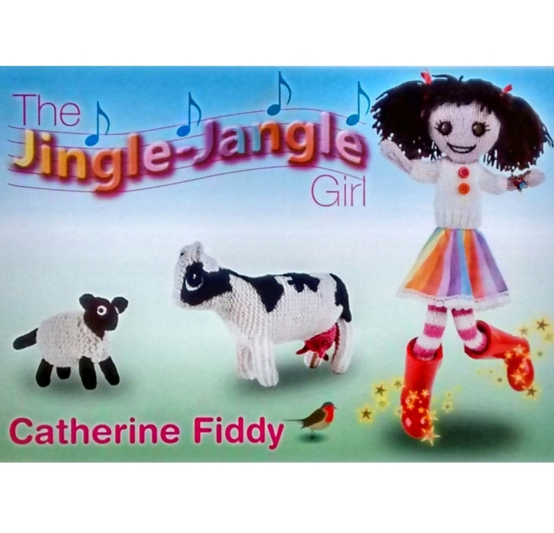 The Jingle-Jangle Girl, by Cathy Fiddy